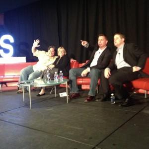 SoLoMo Panel at Internet Summit 2012