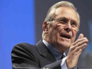 Don Rumsfeld
