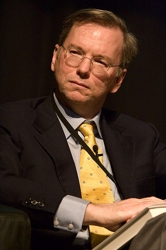 Image representing Eric Schmidt as depicted in...