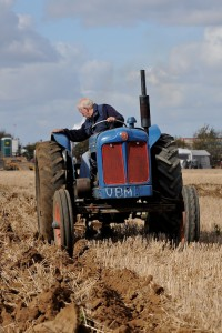 Ploughing At Rougham