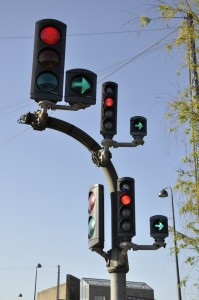 Traffic light stacking - Some rights reserved by fabi42
