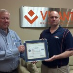 Malcolm Young Virante Patriotic Employer Award