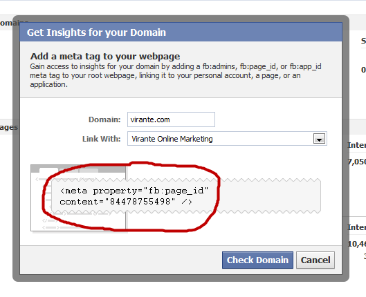 How to Track Facebook Shares from Your Web Site - Hive Digital Marketing