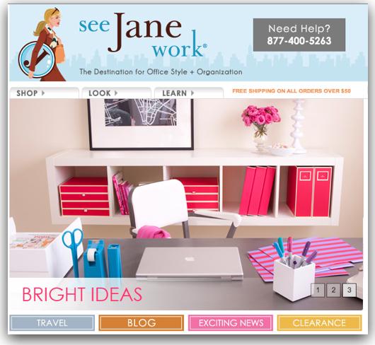 See Jane Work