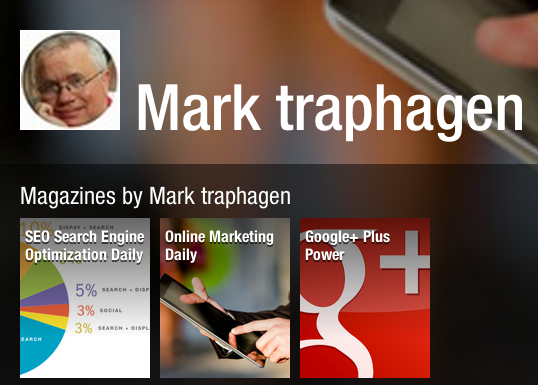 Flipboard Magazines by Mark Traphagen