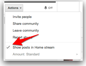 google-plus-communities-actions-menu