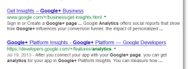 google-plus-page-analytics-search-result