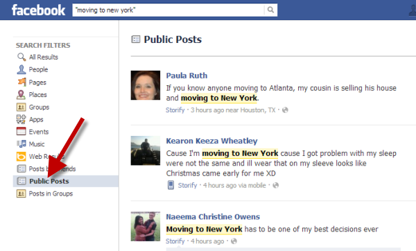 search-facebook-public-posts